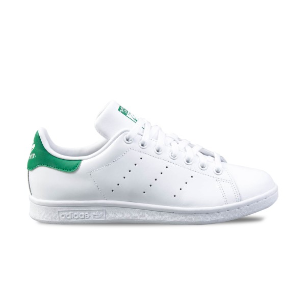 Adidas Originals Stan Smith J White - Green