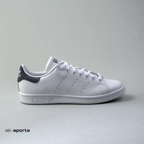 Adidas Original Stan Smith White - Black