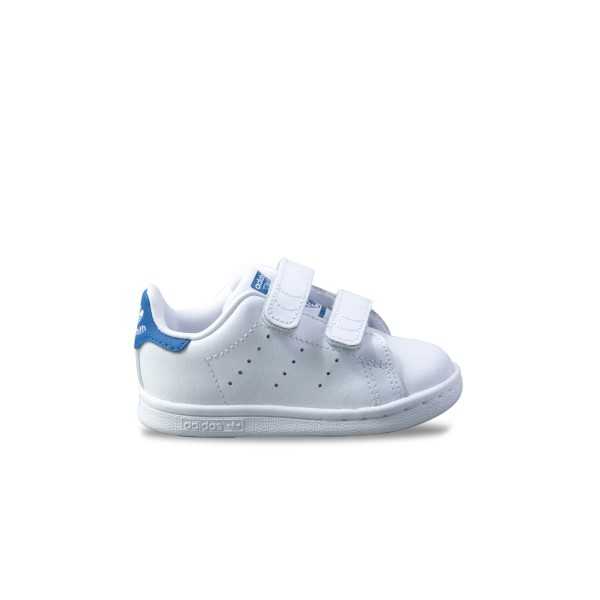 Adidas Originals Stan Smith White - Blue