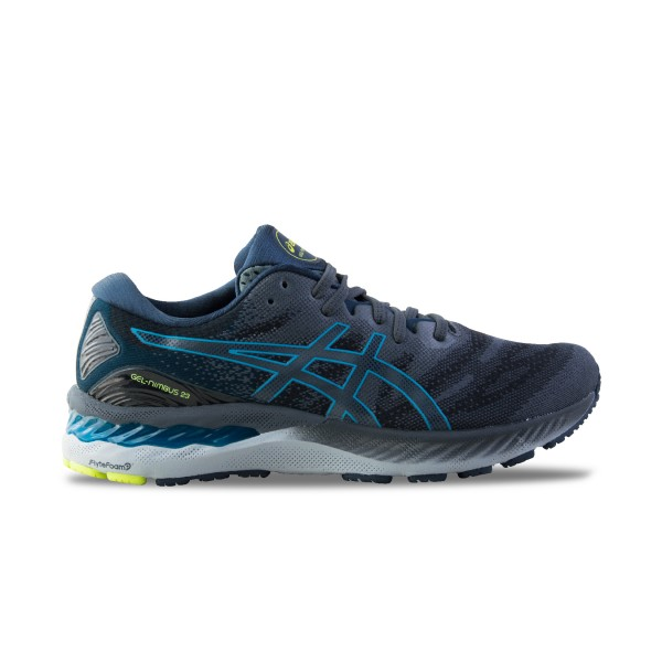 Asics Gel Nimbus 22 M Grey - Blue