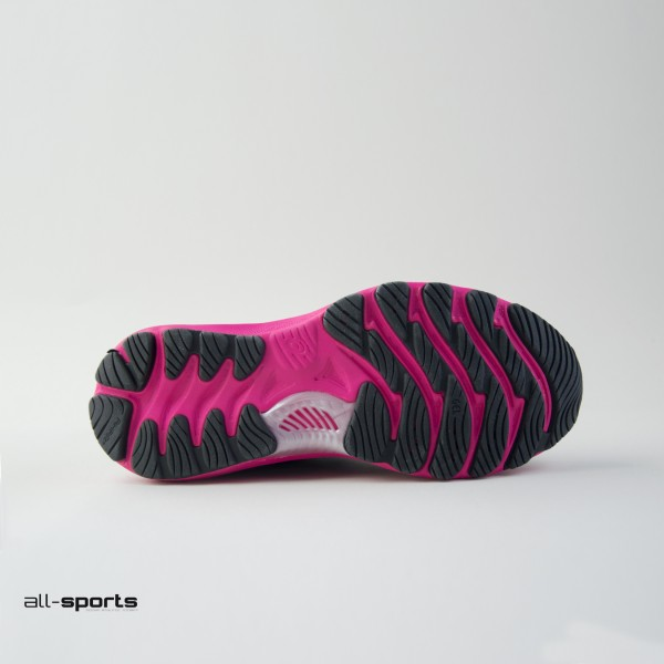 Asics Gel Nimbus 23 W Black - Pink