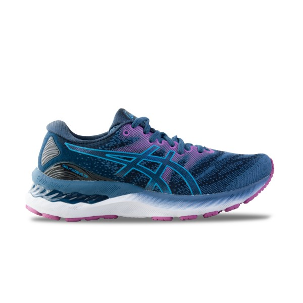 Asics Gel Nimbus 23 W Blue - Purple