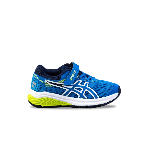 Asics GT-1000 Blue - Yellow