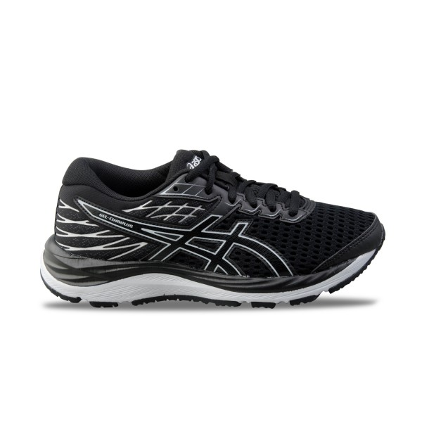 Asics Cumulus 21 Gs Black - White