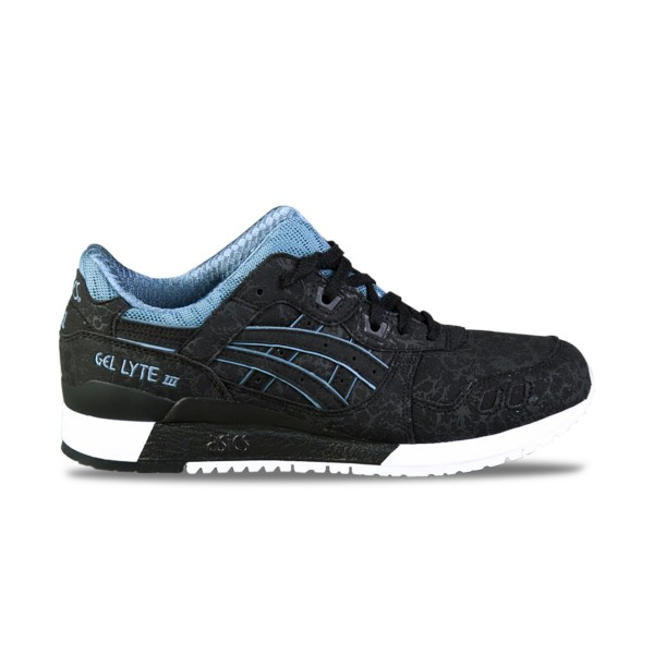 Asics Gel-Lyte III Black - Blue