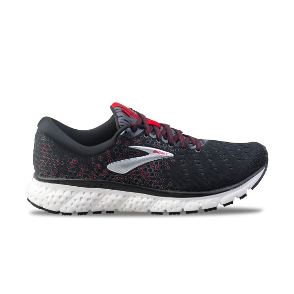Brooks Glycerin 17 Black - Red