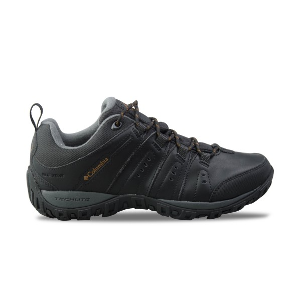 Columbia Woodburn II Waterproof Black