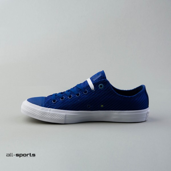 Converse Chuck Taylor All Star II OX Blue