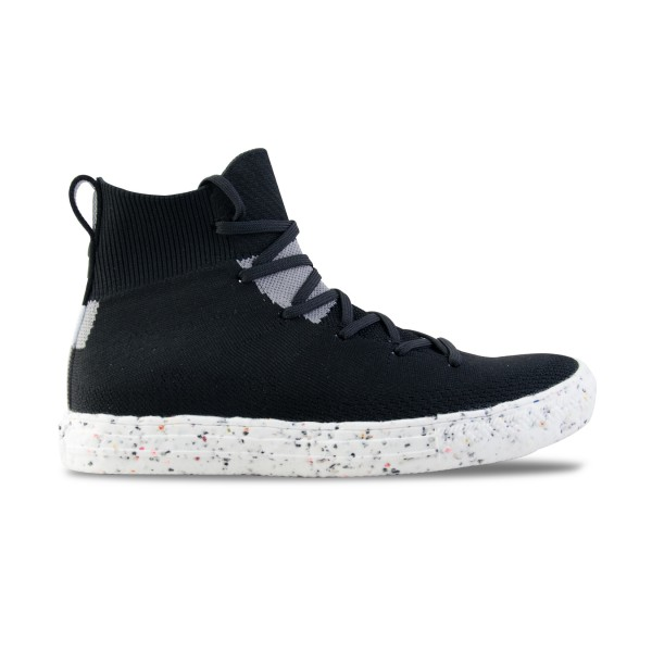 Converse Renew Chuck Taylor All Star Crater Knit High Top Black