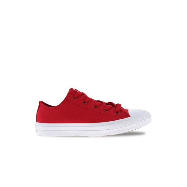 Converse All Star Chuck Taylor II Ps Red - White
