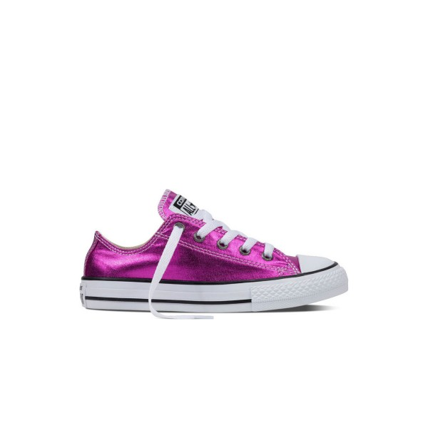 Converse All Star Chuck Taylor Ps Metallic Pink