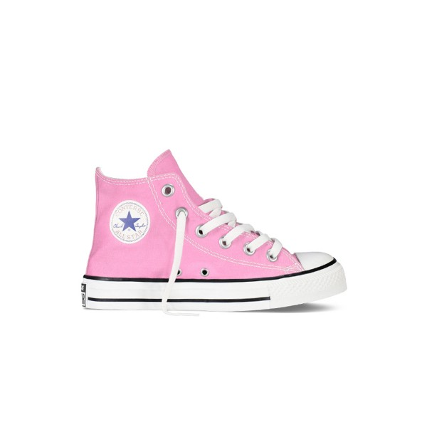 Converse All Star Chuck Taylor Ps Boot Pink - White