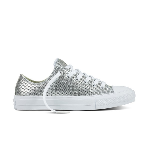 Converse Chuck Taylor All Star II Silver
