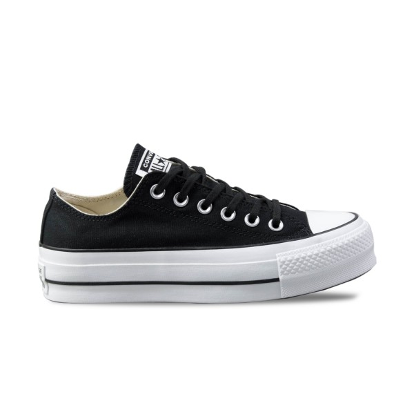 Converse All Star Chuck Taylor Platform Low Black