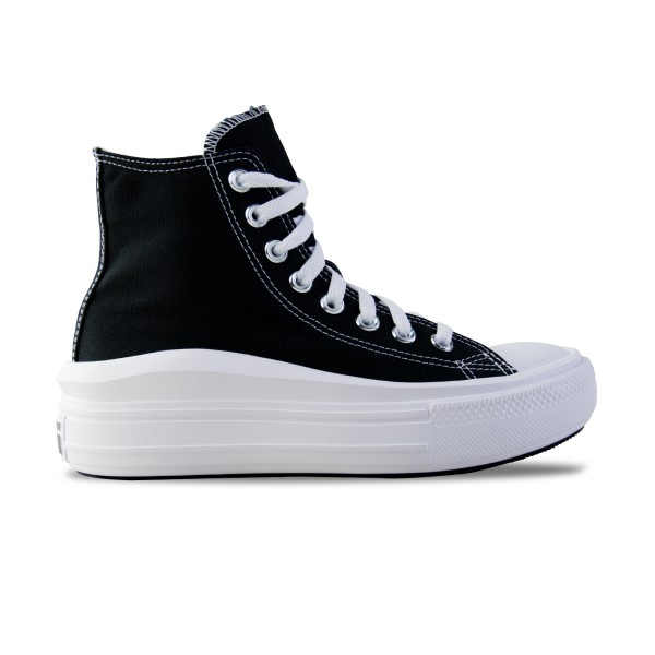 Converse Chuck Taylor All Star Move High Black