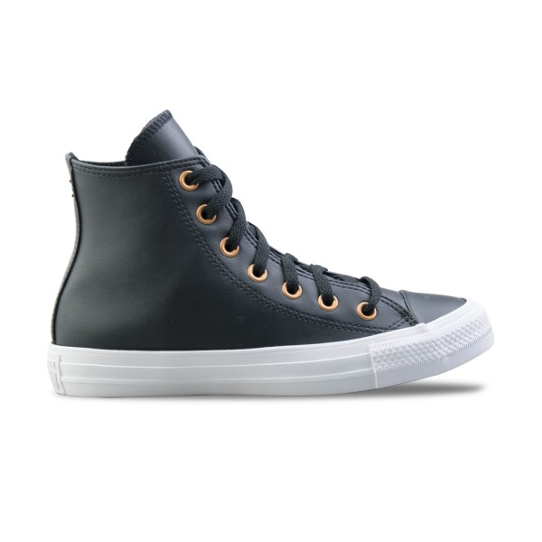 Converse Chuck Taylor All Star Go Mid Leather Black