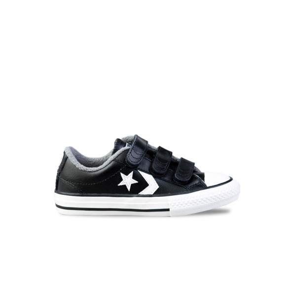 Converse One Star OX Leather Black