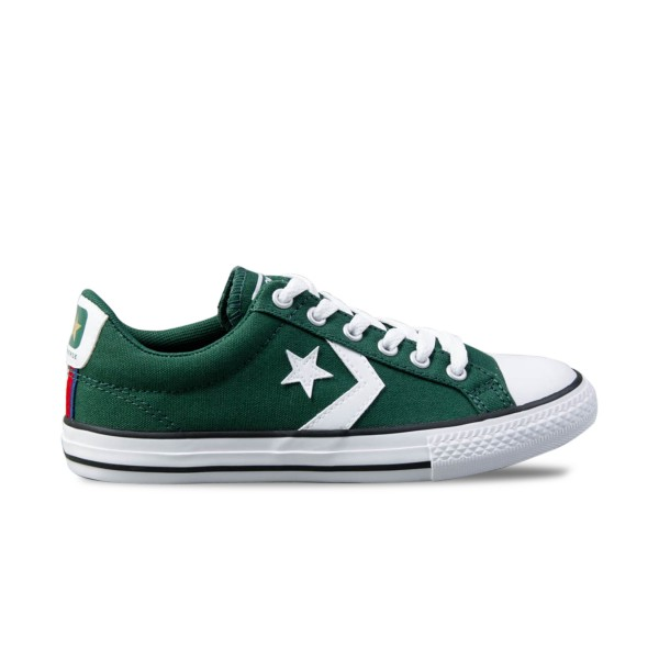 Converse Star Player OX Green