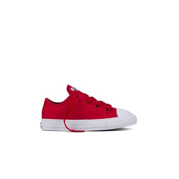 Converse All Star Chuck Taylor II Ox I Red
