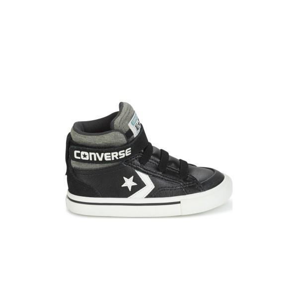 Converse Pro Blaze Strap Hi TD Black - White