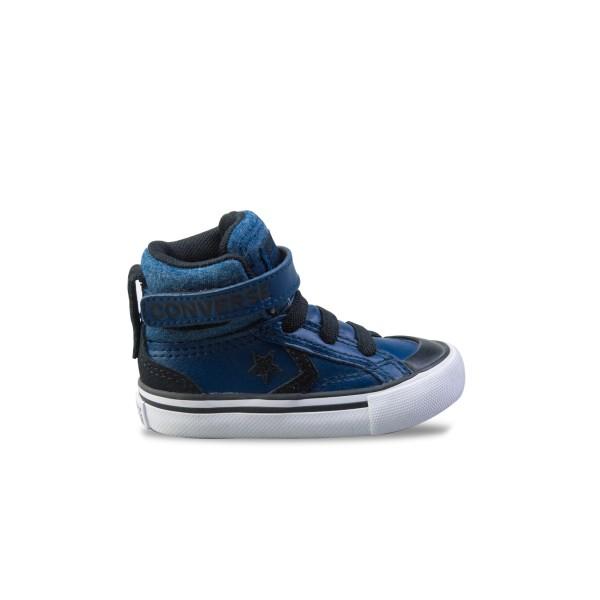 Converse Pro Blaze Strap Hi Blue - Black