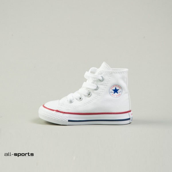 Converse All Star Chuck Taylor Hi Ox White