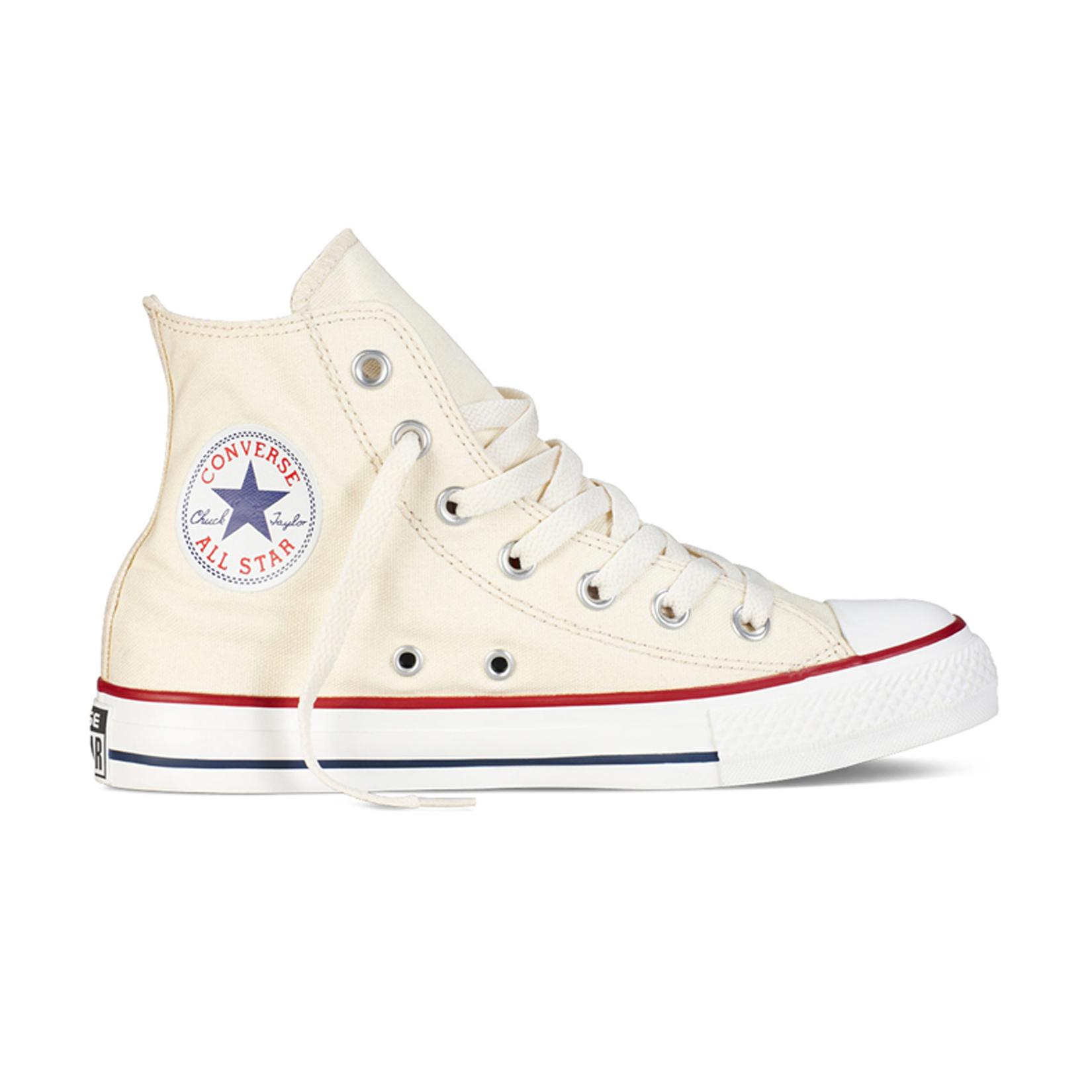 Converse Chuck Taylor All Star Hi Natural White