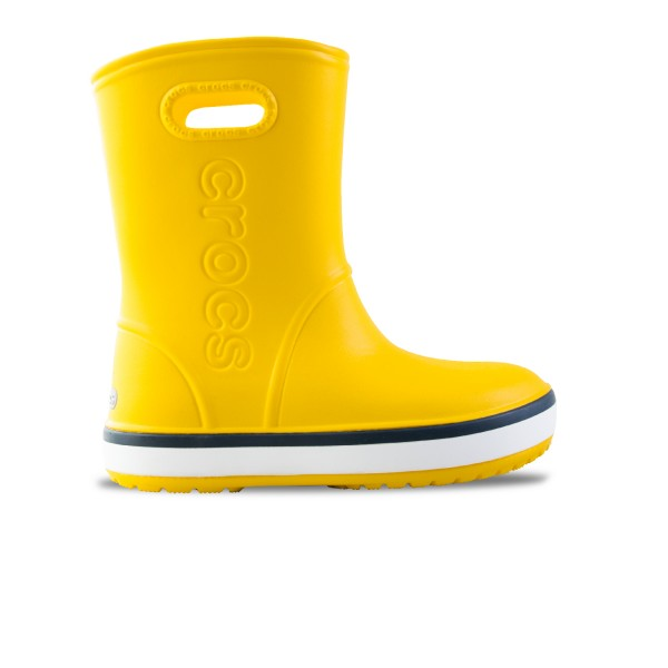 Crocs Crocband Rain Boot K Yellow
