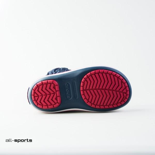 Crocs Winter Puff Boot J Blue