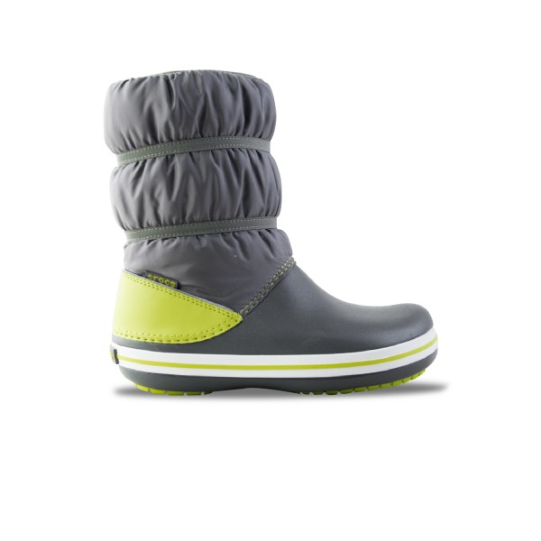 Crocs Winter Puff Boot J Grey