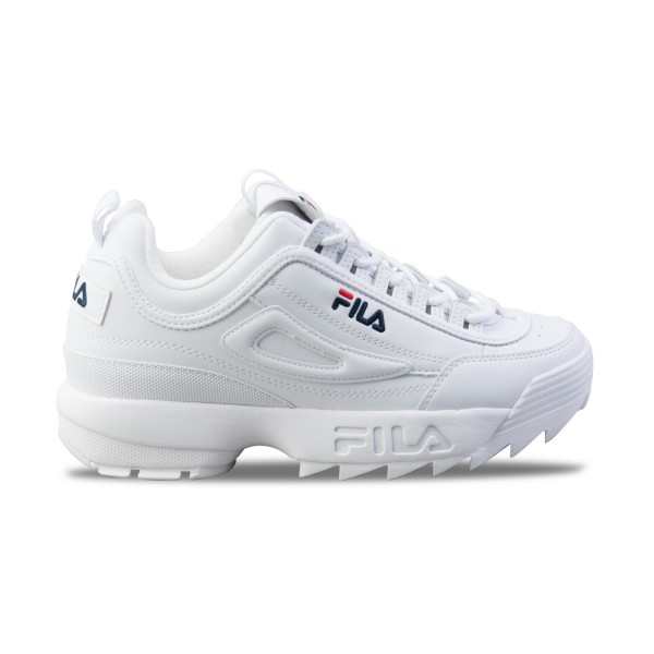 Fila Disruptor II Low M White