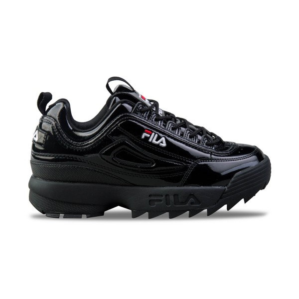 Fila Disruptor P Low Black