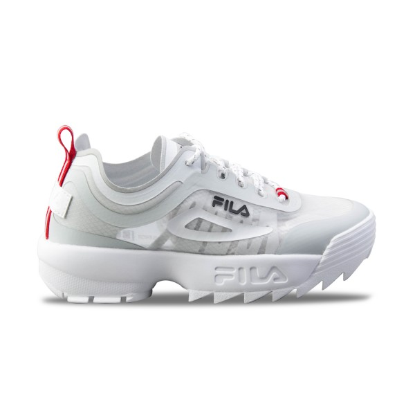 Fila Disruptor Run White