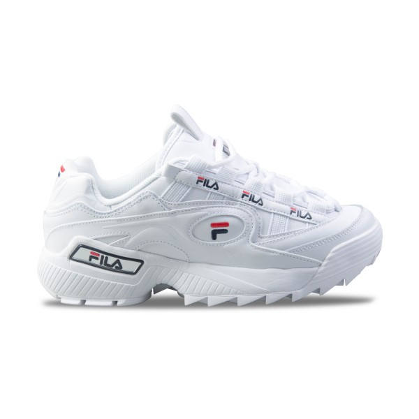 Fila Buty D-Formation White