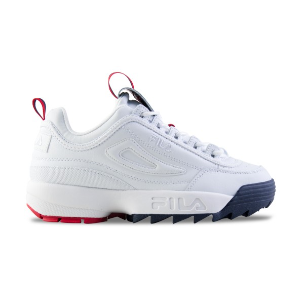 Fila Disruptor II Duo White