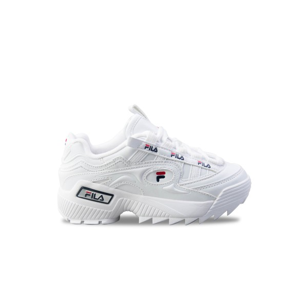 Fila D-Formation Jr White
