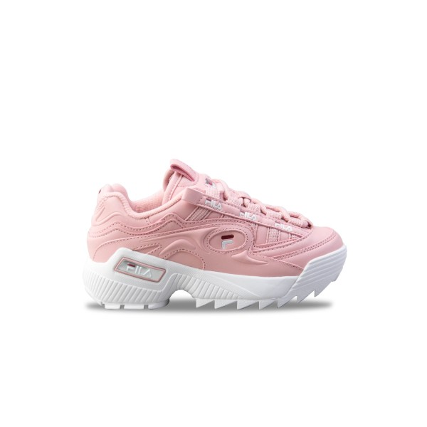 Fila D-Formation Jr Pink