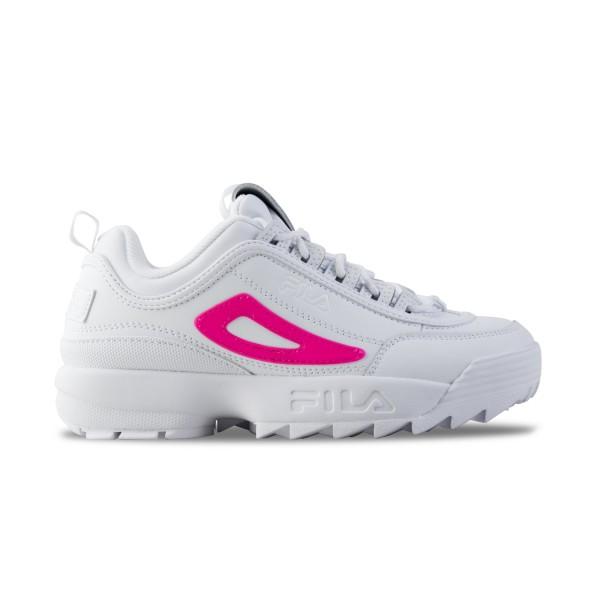 Fila Disruptor II White - Pink