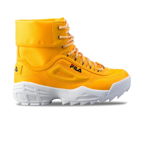 Fila Heritage Disruptor Ballistic Yellow