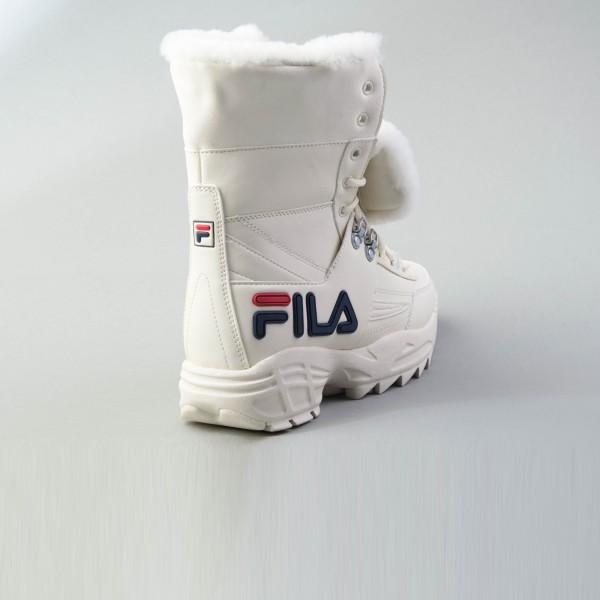 Fila Heritage Disruptor Boot White