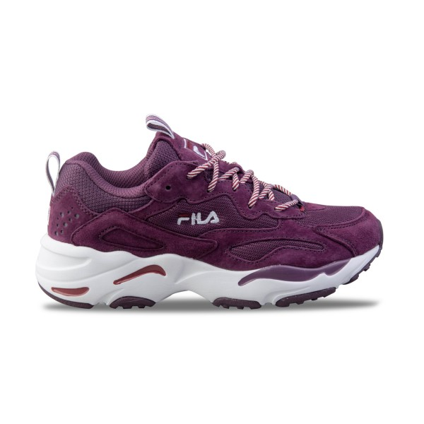 Fila Ray Tracer Suede Purple