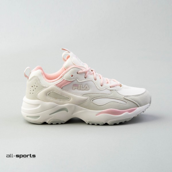 Fila Ray Tracer Suede Beige - Pink