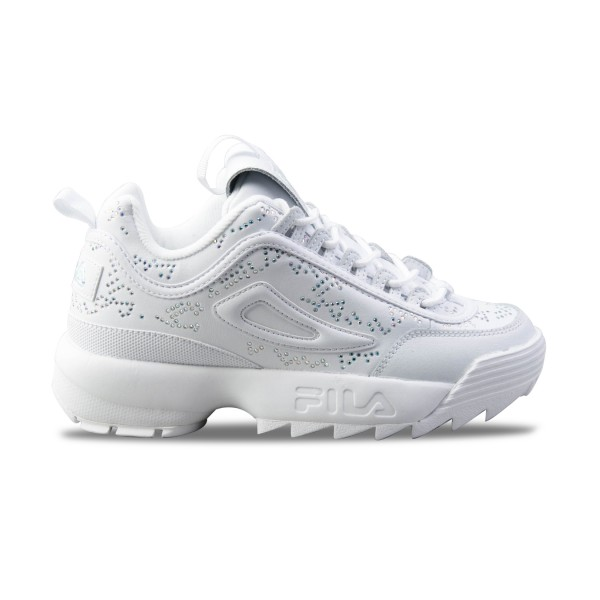 Fila Disruptor II Diamante White