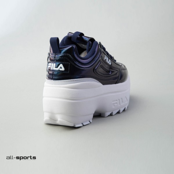 Fila Disruptor II Wedge Galactic Gaze Blue