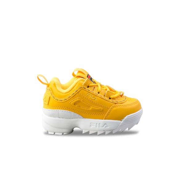 Fila Disruptor II Premium Yellow
