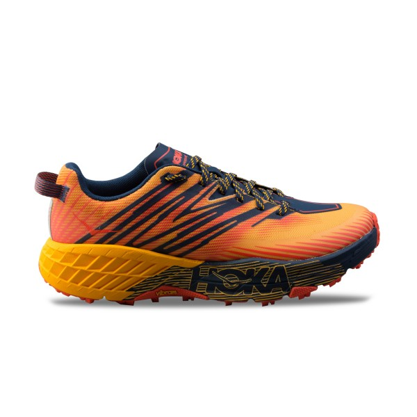 Hoka One One Speedgoat 4 Orange