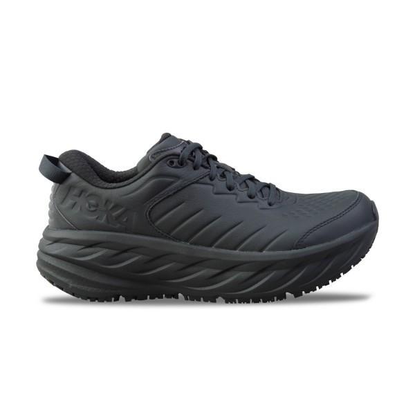 Hoka One One Bondi SR Black