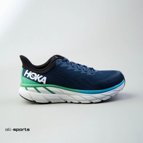Hoka One One Clifton 7 Wide Blue