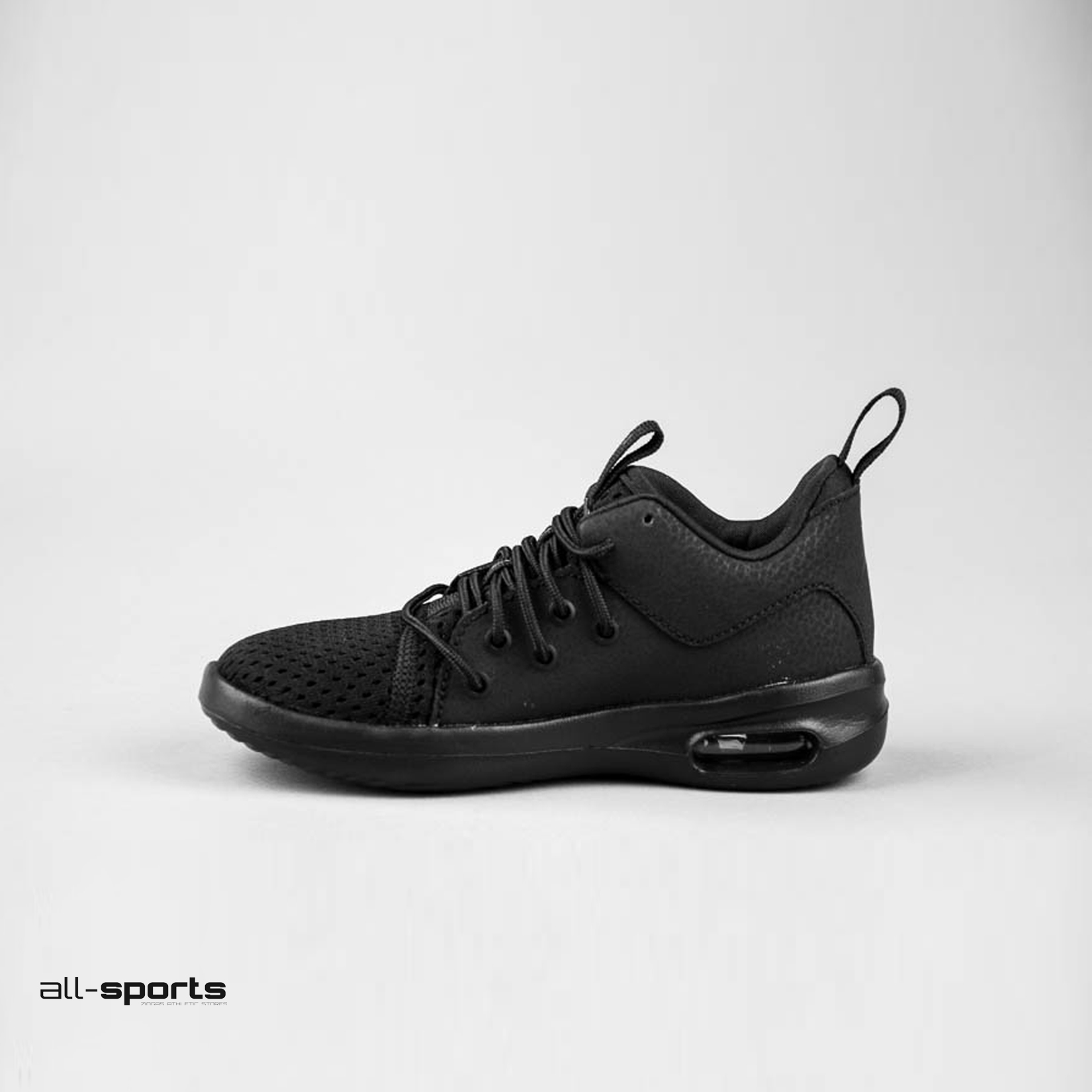 online retailer d9274 b4a09 Kid's Shoes Jordan Air First Class PS Black | All-Sports.gr
