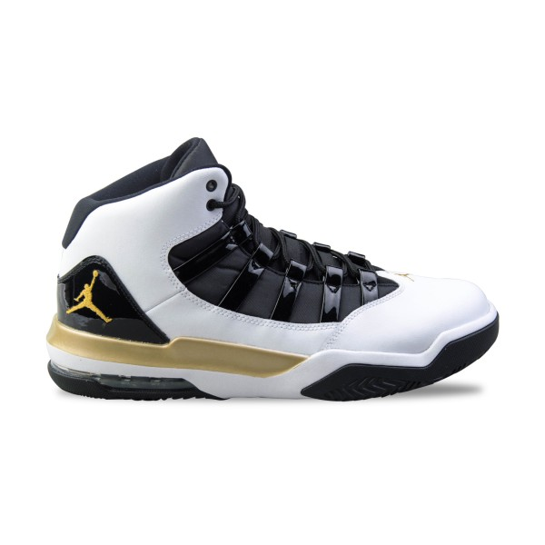 Jordan Max Aura  Black - White - Gold